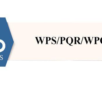 WPS.PQR.WPQ